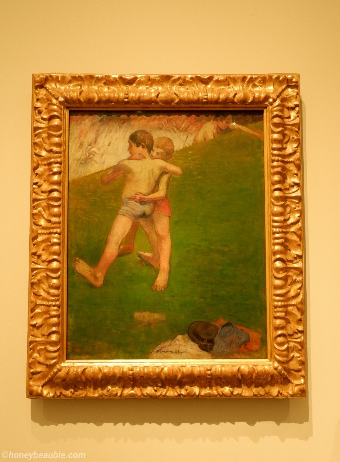 painting-paul-gaugin-exhibited-louvre-museum-abu-dhabi