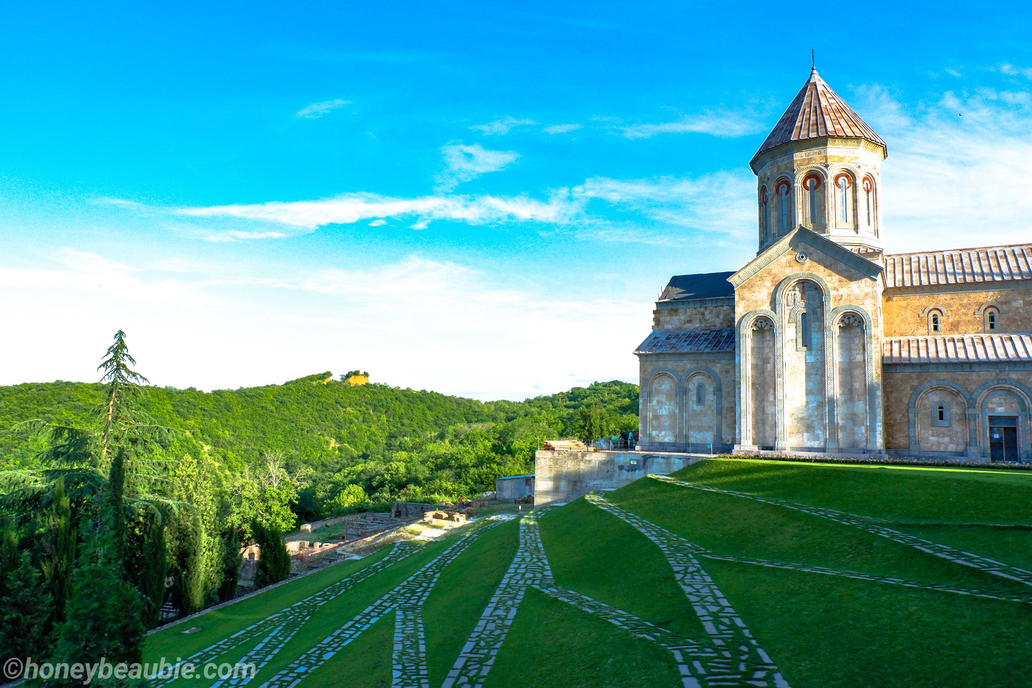 bodbe-monastery-landscape-view-with-gardens-meadows