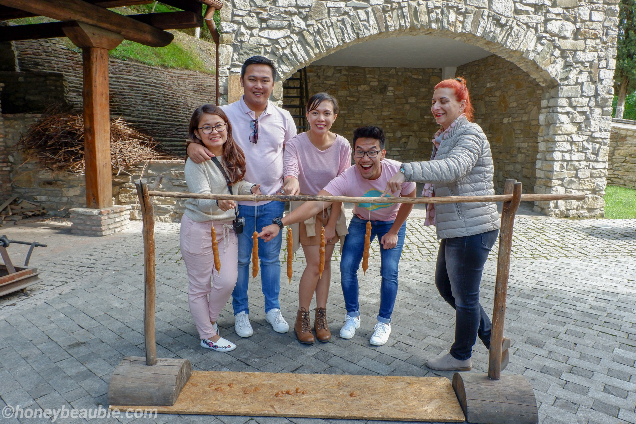wine-tour-with-churchkela-making-at-winery-khareba
